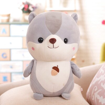 Cute Squirrel Plush Toy