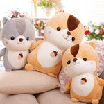 Load image into Gallery viewer, Cute Squirrel Plush Toy