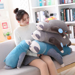 Load image into Gallery viewer, Cute Stuffed Sloth Pillow