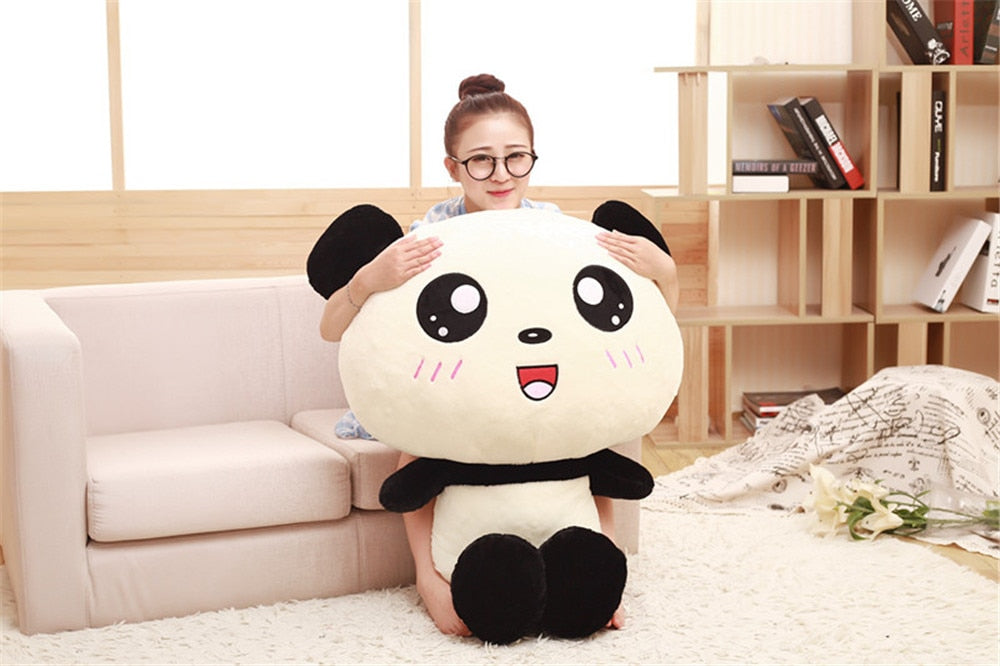 Cute Big Head Panda