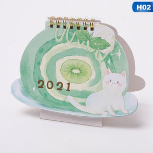Cute Mini Desk Calendar