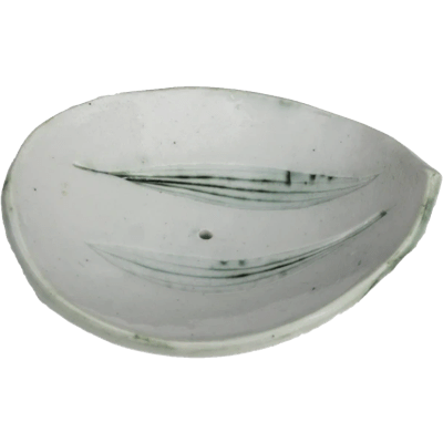 Ceramic Soap Dish by Akke