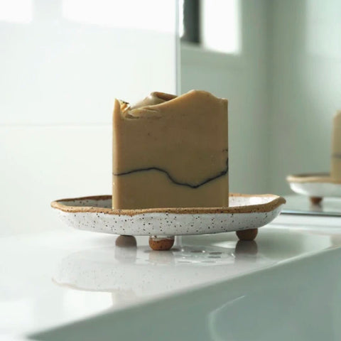 Ceramic Soap Dish by Lil Ceramics