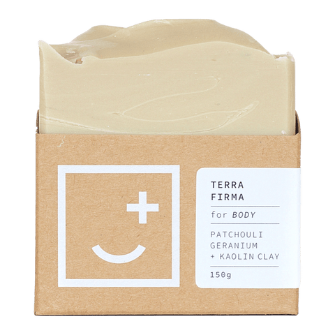 Terra Firma Natural Body Wash