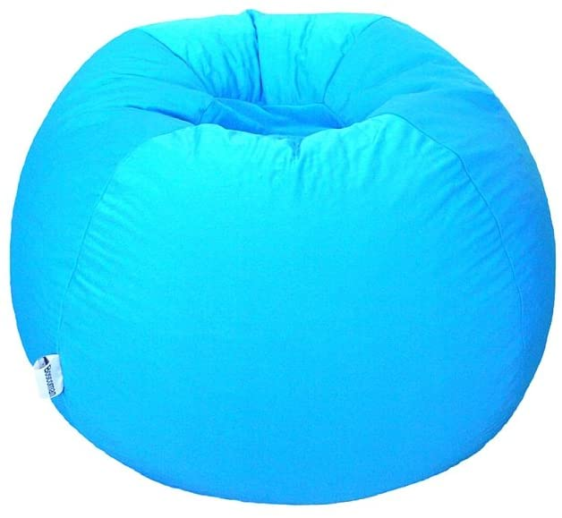 Boscoman - Kids Stretchy Beanbag Chair - (Mix Colors) - COVER ONLY