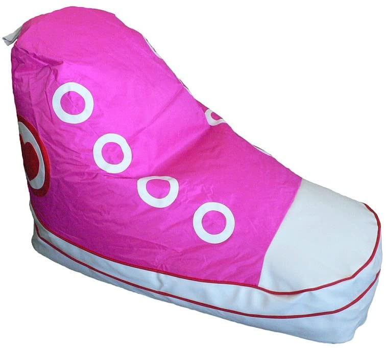 Boscoman - Kids Sneaker Shoe Beanbag Chair - (Mix Colors)