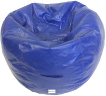 Load image into Gallery viewer, Boscoman - Adult Round Vinyl With Pocket Beanbag Chair - (Mix Colors) - COVER ONLY