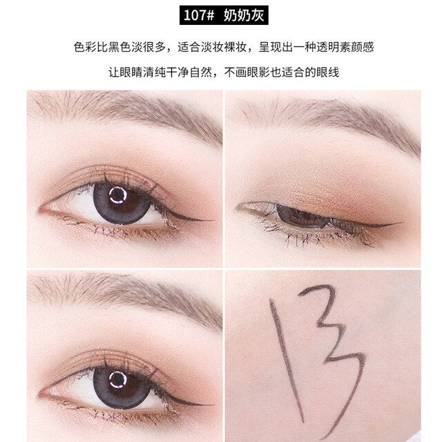 Waterproof Eyeliner & Pencils Eye Brown Make Up Tools