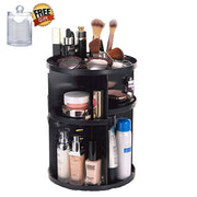 Rotation Makeup Organizer Cosmetic Storage Box