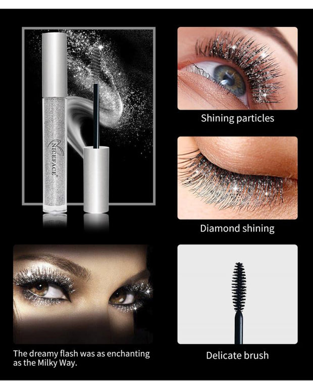 Diamond Mascara Eyelashes Fast Dry