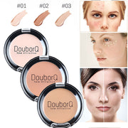 3Color Concealer Full Cover Cream Facial Make Up Waterproof Foundation Face Contour Makeup Pores Corrector Brand Eye Cosmetic