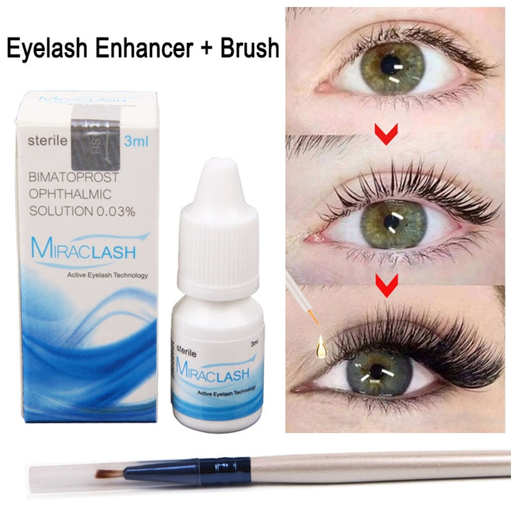 Eyelash Growth Treatment
