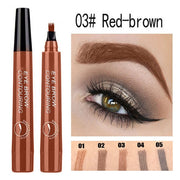 Waterproof Tint Pen Liquid Eyebrow Pencil