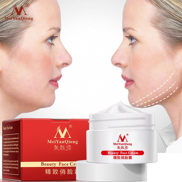 Slimming Face Lifting  Firming and Anti-Aging  Massage Cream