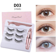 Magnetic Eyelashes Volume Extension
