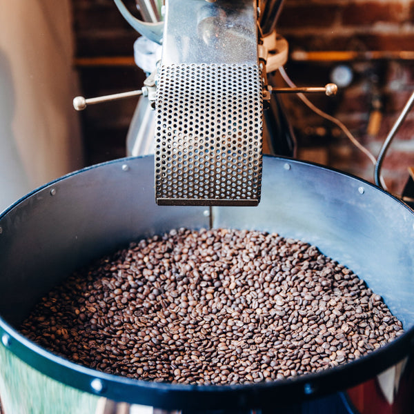 The Coffee Roasting Process