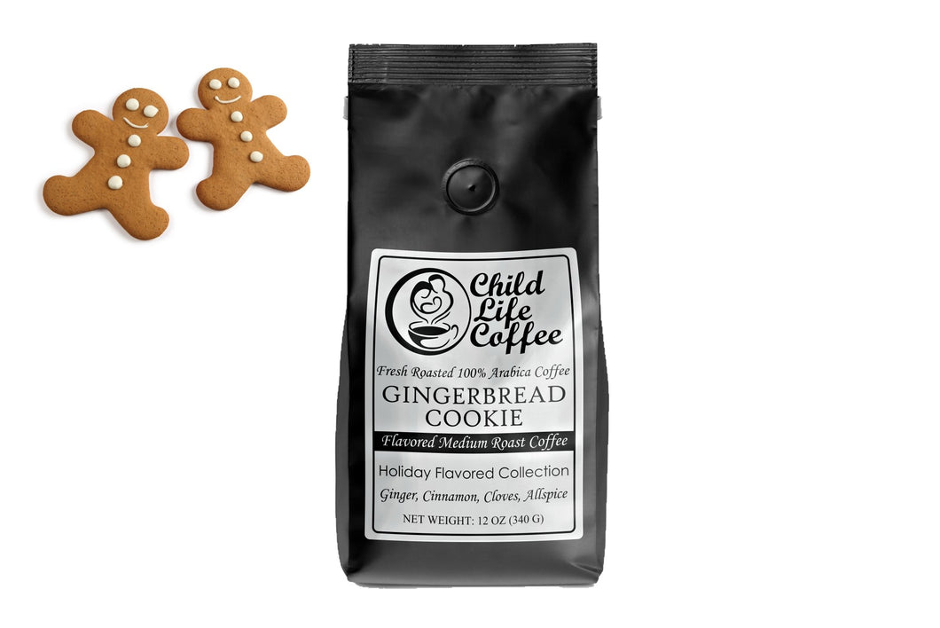 Gingerbread Cookie | Child Life Coffee