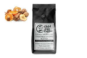 Thanksgiving Blend | Child Life Coffee