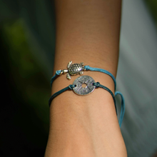 Load image into Gallery viewer, Rocking W/ Simplicity ©: Lead Me To The Ocean Two Way Anklet Bracelet Set