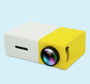 Creative Juice ©: 1080P Portable Projector