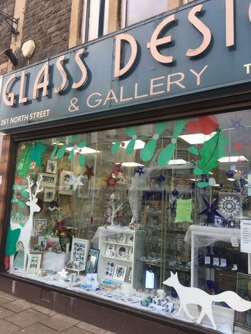 Glass Designs & Gallery, North Street, Bristol