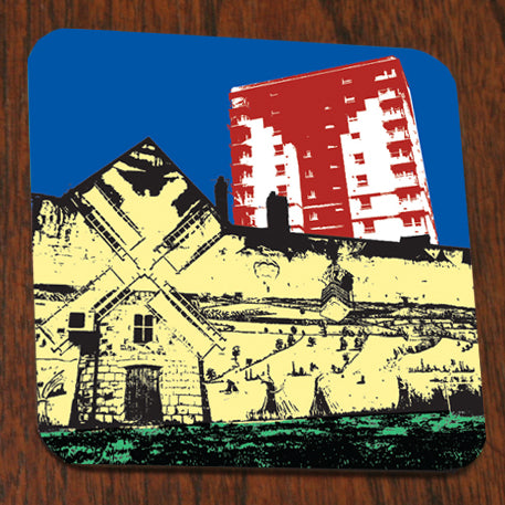 Susan Taylor Windmill Hill Coaster