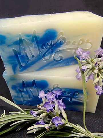 Margaret May Bristol Blue Lavender Soap
