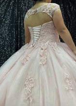 Load image into Gallery viewer, Morilee Vizcaya Style #60092 (Blush)