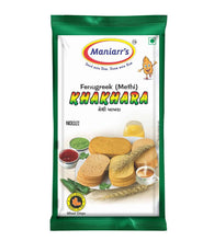 Load image into Gallery viewer, A2 Maniarrs Khakhara with 4 Flavors (360 gm, Pack Of 8)