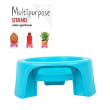 Load image into Gallery viewer, 732 Multipurpose Unbreakable Plastic Matka Stand/Pot Stand