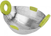 Load image into Gallery viewer, 088 Plastic Colander Strainer (400ml, Multicolour)