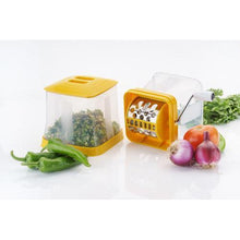 Load image into Gallery viewer, 183 _Big Onion & Chilly Cutter Vegetable Chopper (Multicolor)