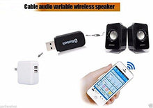 Load image into Gallery viewer, 531 USB Wireless/Bluetooth 3.5mm Aux Audio Receiver Adapter