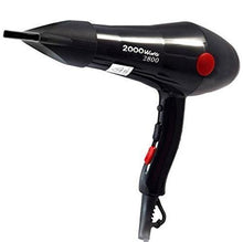 Load image into Gallery viewer, 386 2000 Watts Professional Hair Dryer 2800 (Black)