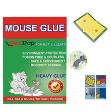 Load image into Gallery viewer, 204 Green Mice Glue Traps (1pc)