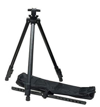 Load image into Gallery viewer, 328  Artists' Portable Lightweight Metal Display Easel  with Free Weatherproof Carry Bag