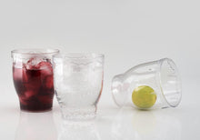 Load image into Gallery viewer, 621 Stylish look Fancy Glass, Transparent Glasses Set 300ml