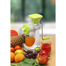 Load image into Gallery viewer, 140 Plastic Multipurpose Manual Juicer (Green)