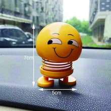 Load image into Gallery viewer, 602 Emoticon Figure Smiling Face Spring Doll