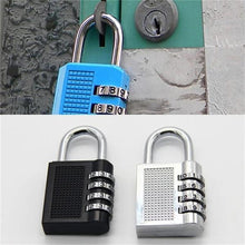 Load image into Gallery viewer, 218 -4 Digit Combination Padlock