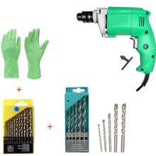 Load image into Gallery viewer, Shoppinglake.com Professional Power Tools Drill Bits Set 10 mm (Multicolour) - Set of 5 pcs