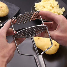 Load image into Gallery viewer, 750_Stainless Steel Hand Masher (Mash for Dal/Vegetable/Potato/Baby Food/pav bhaji)