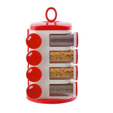 Load image into Gallery viewer, 166 Revolving Plastic Spice Rack Set (16pc)