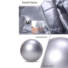 Load image into Gallery viewer, 580 Anti-Burst Gym Ball with Pump (75 cm)