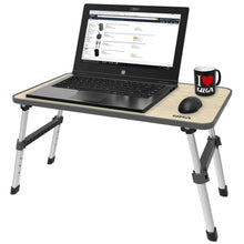 Load image into Gallery viewer, 334 Adjustable Laptop Desk Table/Study Table/Bed Table