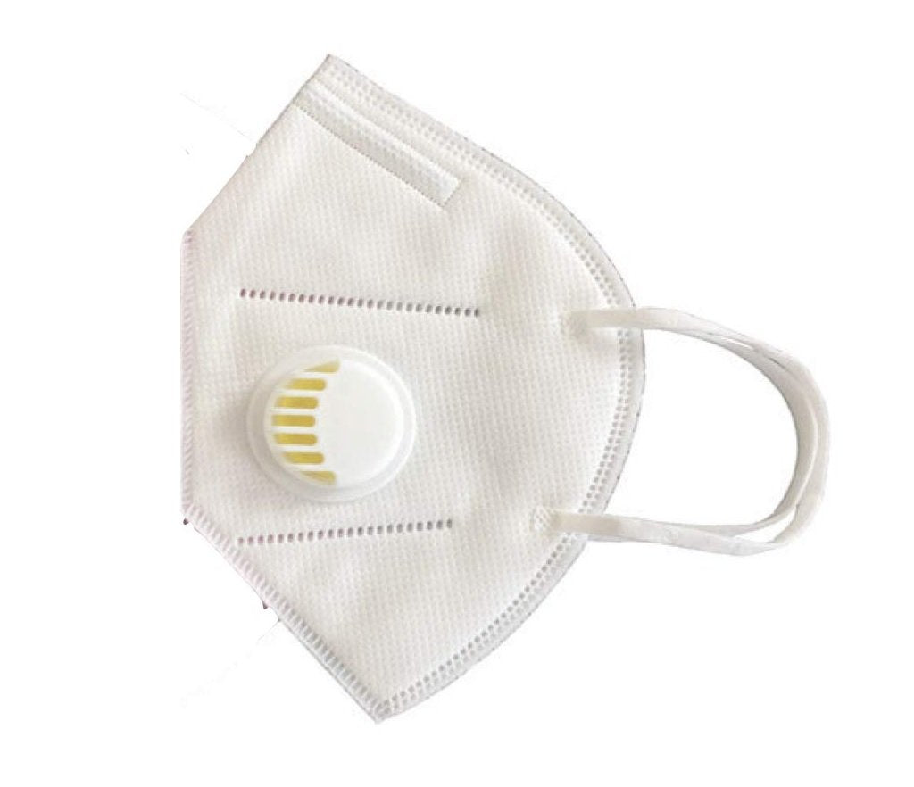 0259 N95 Reusable Anti Virus/Pollution Face Mask with Filter Valve