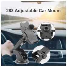 Load image into Gallery viewer, 283 Adjustable Car Mount (Multicolour)