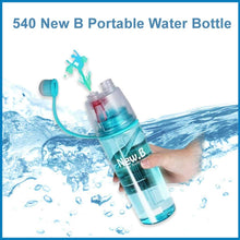 Load image into Gallery viewer, 540 New B Portable Water Bottle