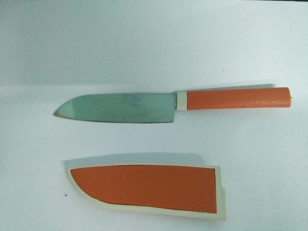 092 Kitchen Small Knife with cover -