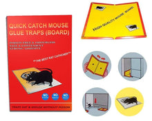 Load image into Gallery viewer, 203 Red Mice Glue Traps (1pc)